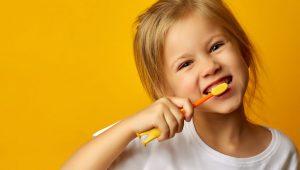 πέτρα στα παιδικά δόντια